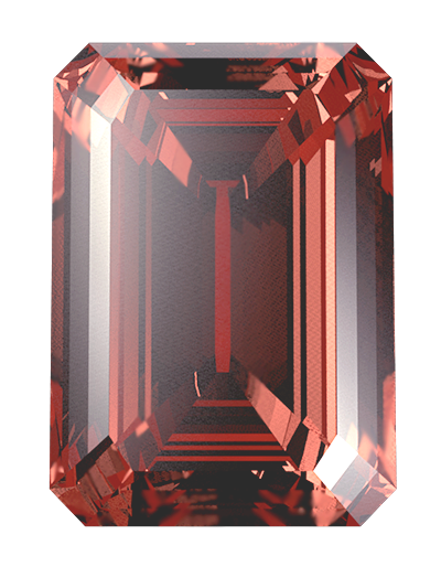 red color cremation diamonds